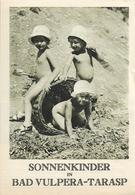 Swiss Advertising Trip Agency Bad Vulpera Tarasp Interwar Period - Publicités