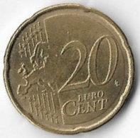 Estonia 2011 20 Cents [C728/2D] - Estonie