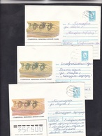 2005  . RUSSIA .Stamped Stationery.City Of Stavropol. Memorial Of Eternal Glory. - 1992-.... Fédération