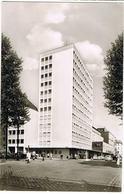AK Wiesbaden, Hochhaus Der Stadtwerke Mit Kirchgasse Um 1960 - Wiesbaden