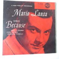 Mario Lanza - Opera