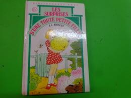 Les Surprises D'une Petite Fille Bibliotheque Rose Jl Brisley - Pubblicitari