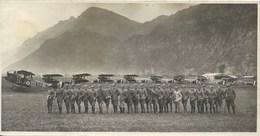 PRIMA GUERRA MONDIALE - AEROPORTO - - Guerra, Militari