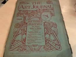 The Art Journal - 1904 - September - !!! - Original - Art