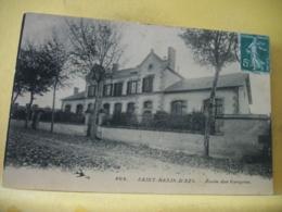 58 5314 CPA 1908 - 58 SAINT BENIN D'AZY. ECOLE DES GARCONS. - Frankreich