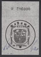 Bad Nauheim, 1946 Mi. Nr. 4 MNH - Zona Soviética