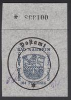 Bad Nauheim, 1946 Mi. Nr. 6. MNH - Zona Soviética