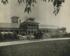 USA Colorado Denver Point De Vue Chevaux Coche Ancienne Photo 1904 - Places