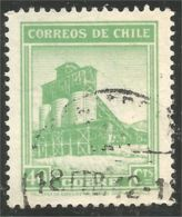252 Chili Minerai Cuivre Copper Cobre Mines Mining Miner (CHL-72) - Minéraux