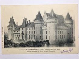 "France, Vintage Circulated Postcard, ""Sully-sur-Loire"" - Sully Sur Loire"