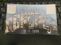 CONGRES DE VERSAILLES DATE 17 JANVIER 1906 - Versailles