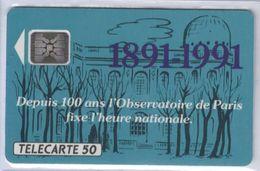 F175a - Observatoire De Paris - Tirage 11.000 Ex - Neuve Avec Ses 50 Unités - Voir Scans Et Description - Francia