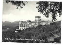 5303 - BATTIPAGLIA CASTELLUCCIO PRINCIPE STRONGOLI PIGNATELLI  SALERNO 1958 - Battipaglia