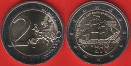 "Estonia 2 Euro 2020 ""Discovery Of Antarctica"" BiMetallic UNC - Estonie"