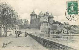 """/ CPA FRANCE 35 """"Combourg, Le Château"""" / PRECURSEUR, Avant 1900 - Combourg"""