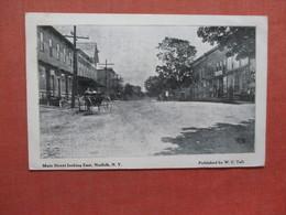 Main Street  Norfolk- New York >   Ref 3968 - NY - New York
