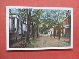 Upper Main Street    Massachusetts > Nantucket  > Ref 3969 - Nantucket