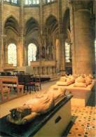 93 - Saint Denis - Intérieur De La Basilique - Le Déambulatoire - Statues Gisantes  De Léon De Lusignan Roi D'Arménie - - Saint Denis