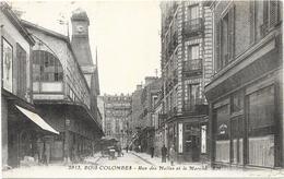 BOIS COLOMBE : RUE DES HALLES - France