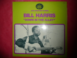 LP N°3288 - BILL HARRIS - DOWN IN THE ALLEY - 33.042 - Jazz