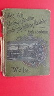 Carton Covers.No.11.Vereinigte Fabriken Landwirthschaftlicher Maschinen Vormals Epple U.Buxbaum Wels - Publicités