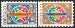 Portugal 1977. Mi.Nr. 1364-65, Postfrisch **, MNH - Ungebraucht