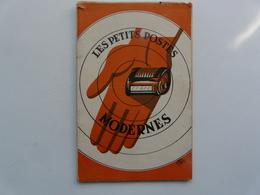 LA TECHNIQUE DU LIVRE - Les Petits Postes Modernes : Matériel LITZ-TOTAL (71 Figures) - Audio-Visual
