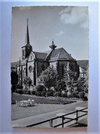 FRANCE - BAS RHIN - NIEDERBRONN LES BAINS - L'Eglise Catholique - Niederbronn Les Bains