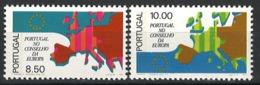 Portugal 1977. Mi.Nr. 1348-49, Postfrisch **, MNH - Ungebraucht