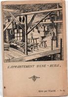 L'appartement D'une Huile - Carte Franchise Camp De Prisonnier 1914-18 Hammelburg - édité Par L'Exilé N°2 - 2 Scans - Marcophilie (Lettres)