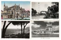 A Prix Fixe, Portugal / LOT De 280 Cartes Postales Diverses, Beaucoup De Semi-modernes, Et Un Carnet. - Portugal