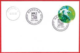NORWAY - Harstad 2002 «Hålogaland Philatelic Assoc. 50 Years» - Philatelic Exhibitions
