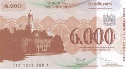 Billet Fictif - 6000 € - Reader's  Digegest - Neuf - Specimen
