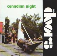 The DOORS - Canadian Night - CD - Rock