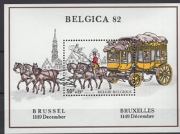 1982. BL59 **, MNH. Cote COB 2020 :  5 € - Blocks & Sheetlets 1962-....