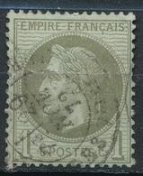 N°31  NUANCE ET OBLITERATION25 - 1863-1870 Napoléon III Lauré