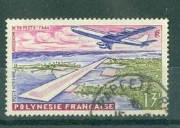 POLYNESIE FRANCAIRE - Poste Aérienne - N° 5 Oblitéré - Poste Aérienne