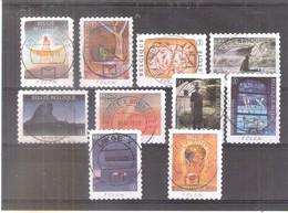 COB-OCB 4069/78  - Folon - Obl/gest/used - Belgium