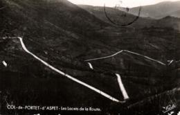 D 7820 - Col De Portet-d'Aspet (31) Les Lacets De La Route - France