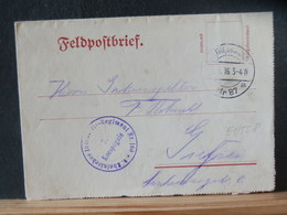 51/558  FELDPOFTBRIEF  1916 - Germany