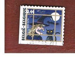 BELGIO (BELGIUM)   -   SG 3862  -  2004  HALLOWEEN    - USED - Belgium