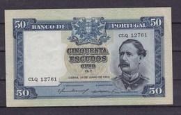 Portugal. 50 Escudos. 24/06/1955 - Portugal