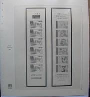SAFE/I.D. - Jeu FRANCE CARNETS 1991 (Journée Du Timbre + Personnages Célèbres) - Fogli Prestampati