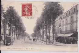 VERSAILLES - La Rue Des Réservoirs LL 382 - Versailles