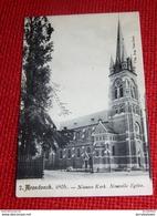 ARENDONK - ARENDONCK  1905  -  Nieuwe Kerk  - Nouvelle Eglise - Arendonk