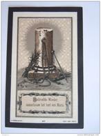 Joannes Ludovicus Dens 1874 1891 Antwerpen L. Turgis Doodsprentje Image Mortuaire - Devotion Images