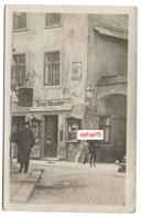 Šumperk Mährisch Schönberg Ernst MANSKY Jewish Watchmaker UHRMACHER In Terschgasse RPPC Street Life Um 1920 - Tchéquie