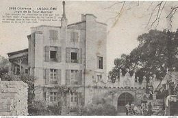 Angouleme. Le Logis De La Tour Garnier. - Angouleme