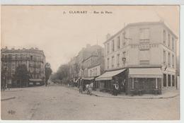 - Petit Clamart : Rue De Paris. - Clamart