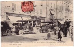 MOREZ - Service D'Automobile De La Maison BOUVET - Morez